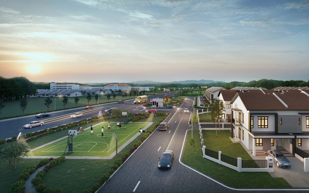 Acacia, situated just across the road from school and shops, is scheduled for completion in Q4 2021.