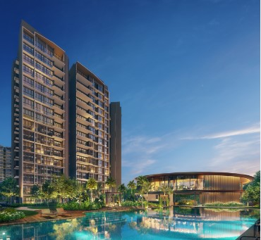 Parc Central Residences in Singapore, is set to be launched.