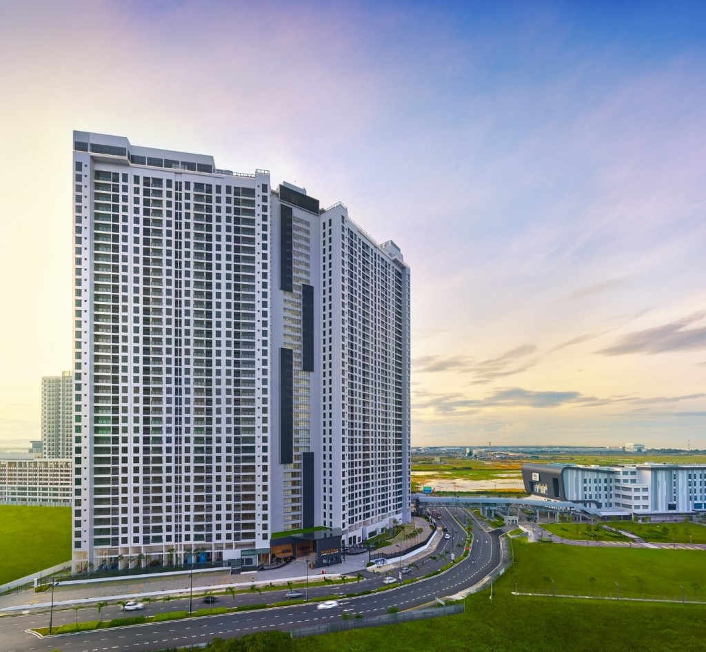 Utropolis Batu Kawan's education component is the catalyst for this growing township.