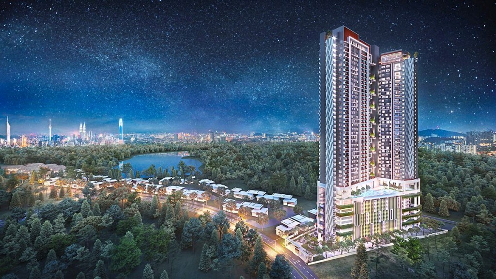 SkyVogue Residences sets the tone for a sublime vertical living experience.