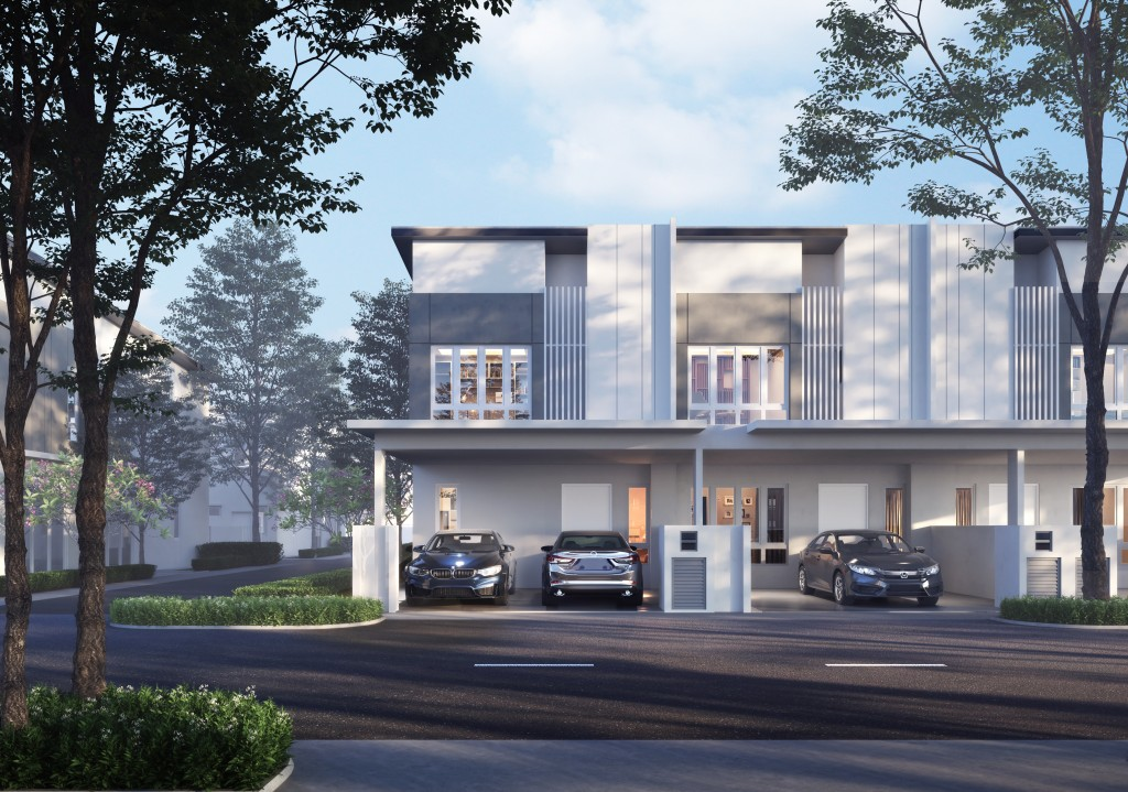 Celyn homes have modern architectural designs that will span for decades.