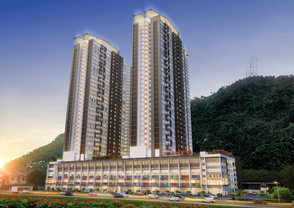 Aston Acacia is one of the properties covered under Hua Yang's Fantastic 8 Savings campaign.