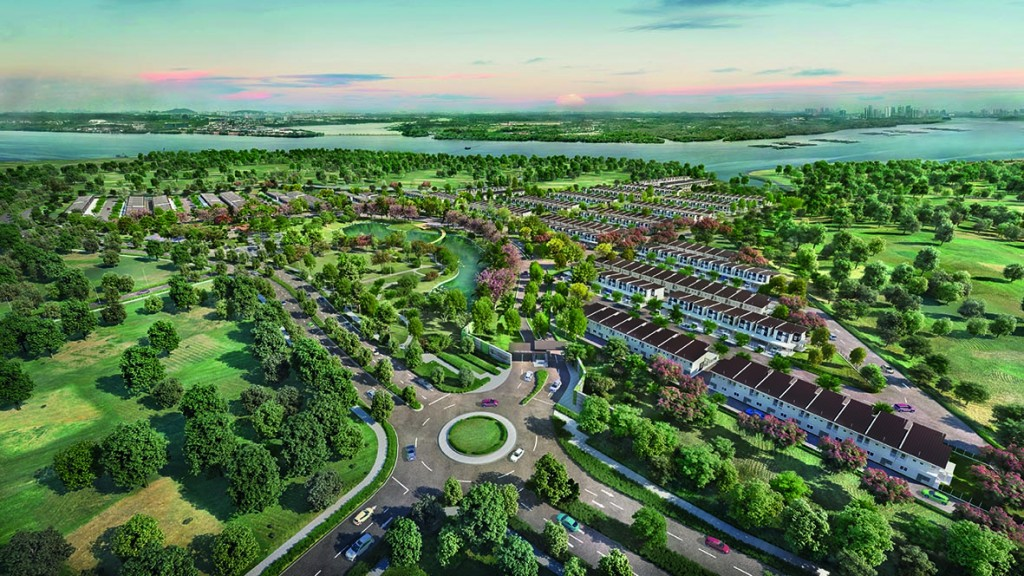 The Tropicana Danga Cove freehold integrated development is one of Tropicana's projects in Johor.