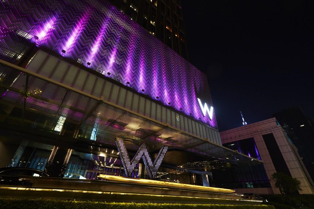 Tropicana's W Kuala Lumpur first opened its doors in 2018.