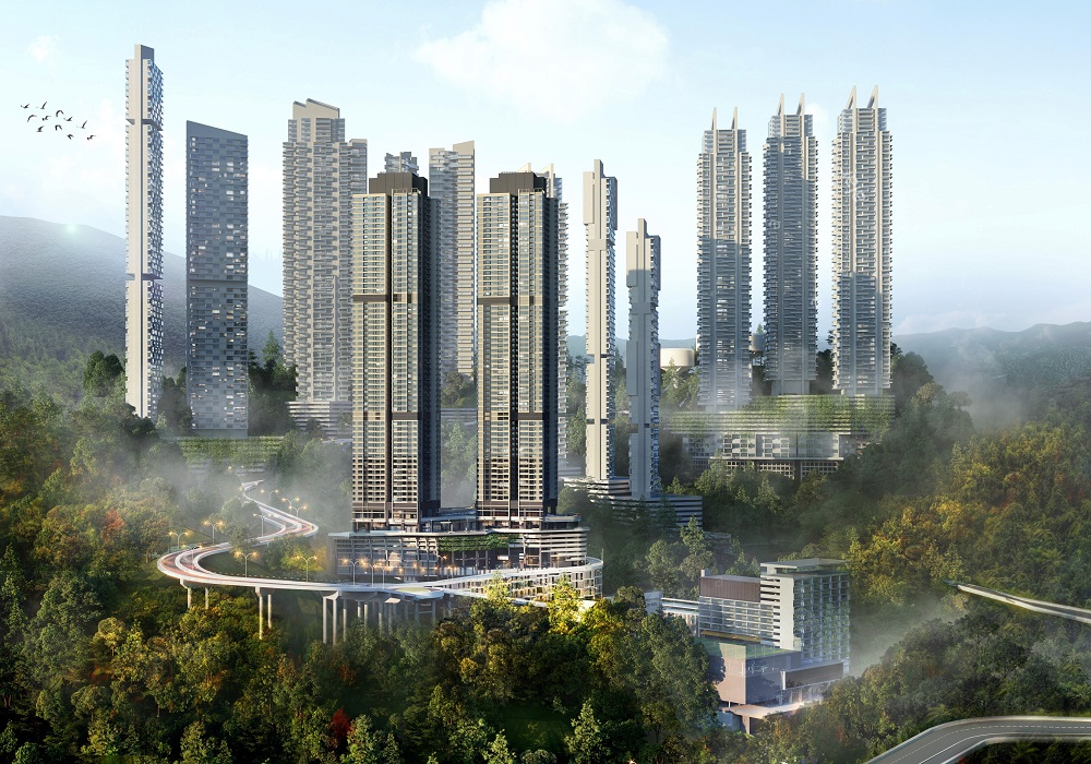 TwinPines Serviced Suites will stand tall in the hills of Genting Highlands.