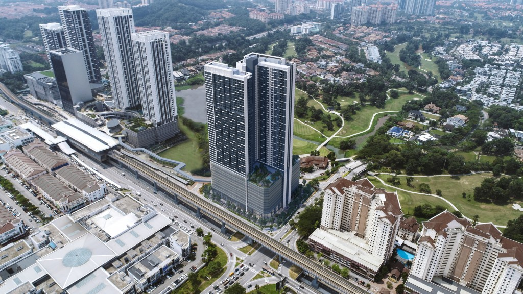 Occupying 2.35 acres, Edelweiss SoFo and Serviced Residences register a gross development value of RM855mil.