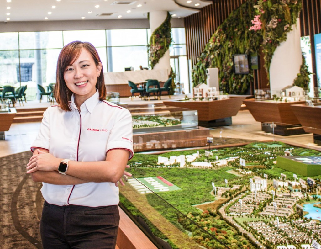 """""""In planning and designing Gardens Square, we take into account not just commercial potential, but the needs of future generations of residents, visitors and surrounding community as well,"""" said Wong."""