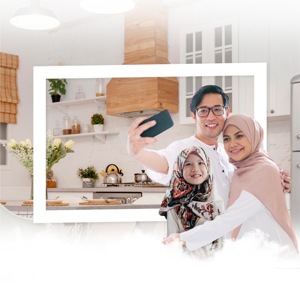Bank Rakyat is making it attractive for first-time homebuyers to finance their dream home.