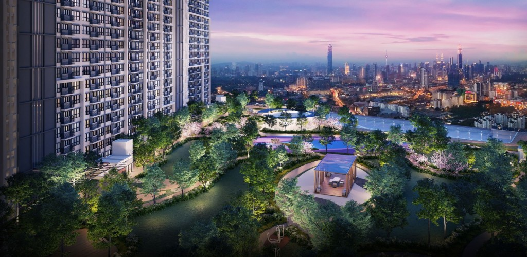 One of the new launches includes Tower E of M Vertica in Cheras.