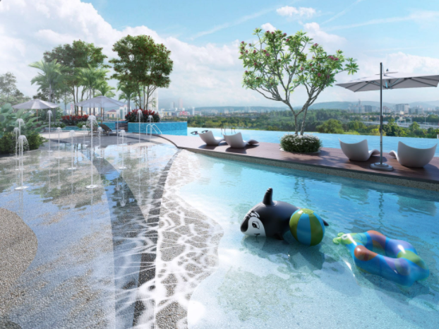 Over 32 resort-inspired facilities await your whole family, where all water facilities are salt-water chlorinated.